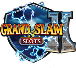 Logotipo del torneo Grand Slam de Tragaperras de Microgaming